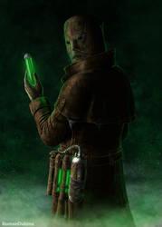 The Scarecrow (Dr. Jonathan Crane)