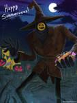 Summerween Trickster - Gravity Falls by RomanDubina