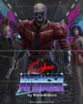 Cyber Avenger (VHS style)