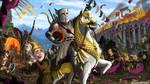 The Elder Scrolls IV - Oblivion by RomanDubina