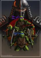 Teenage Mutant Ninja Turtles (Poster)