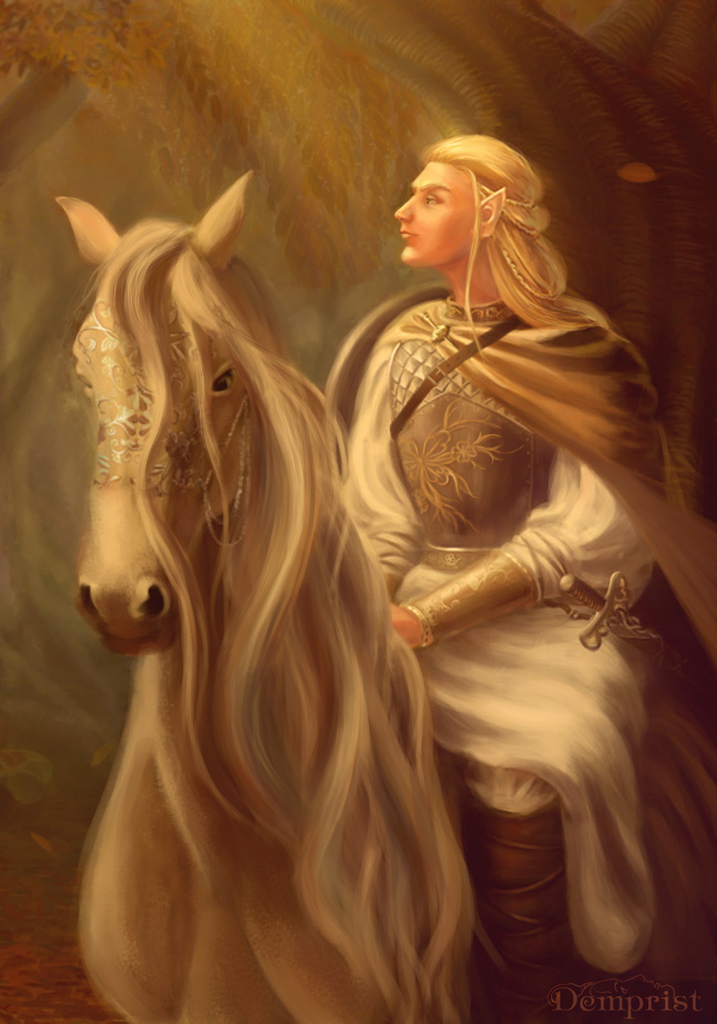 Glorfindel by demprist