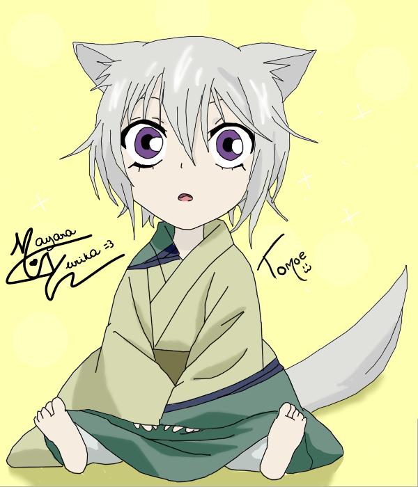 Anime Chibi Tomoe