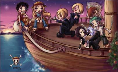 Midnite-Star Meets One Piece