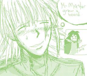Domo the Beardycard..