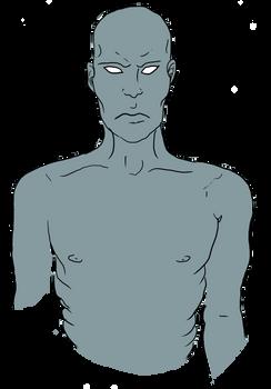 Alien Zombie Guy