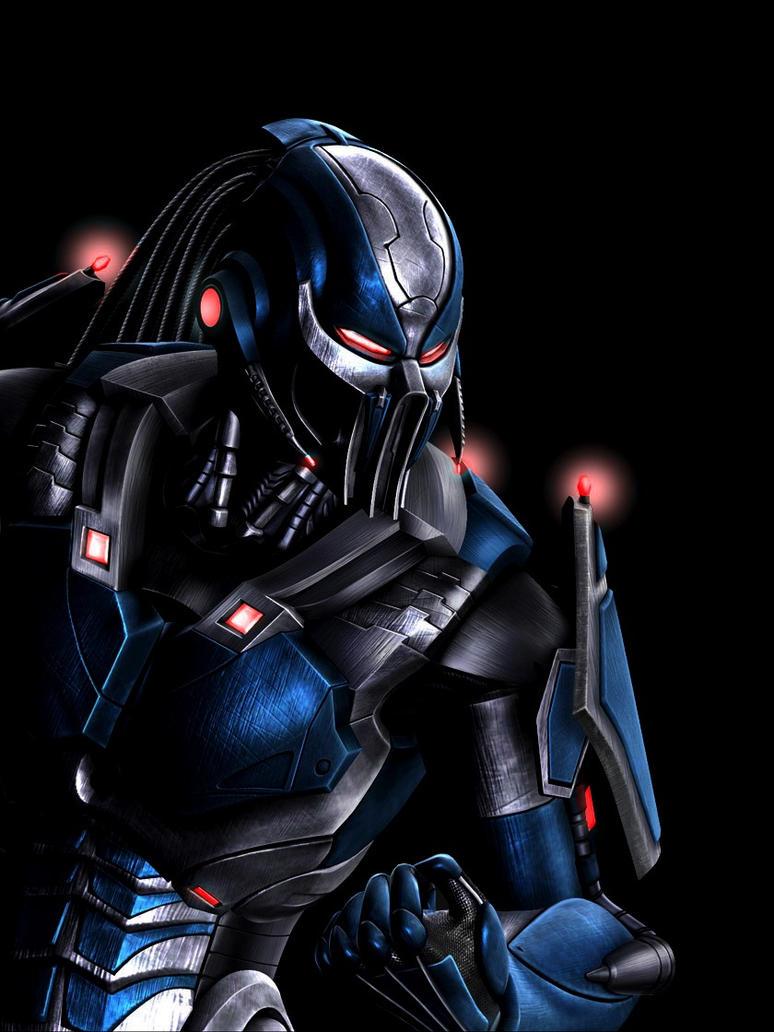 Evil Cyber Sub Zero by Scorpion44