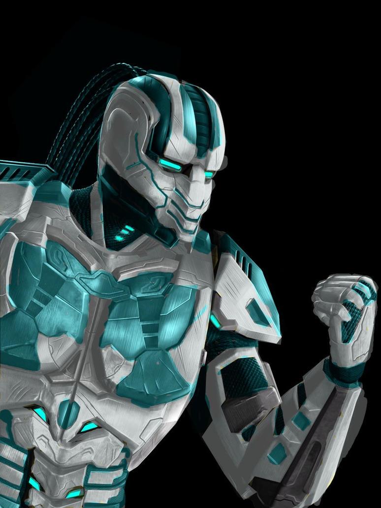 Mortal Kombat Cyber Characters | www.imgkid.com - The ...