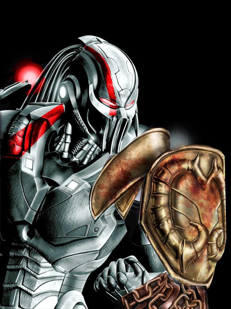Cyber Kratos by Scorpion44 on DeviantArt