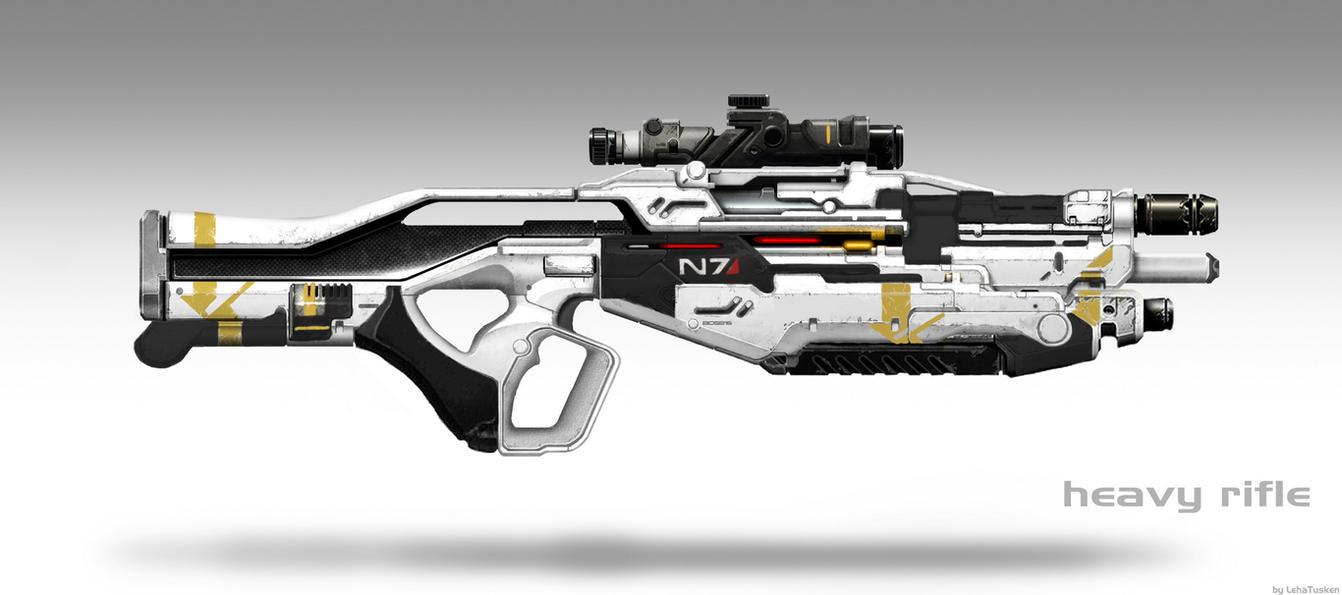 Mass Effect  Tank Build