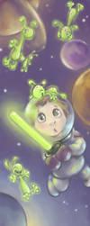 The Green- DreamsOfALostSpirit by childrensillustrator