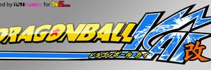 Dragon Ball Kai Long Logo by mourad73