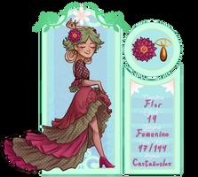 MG - Cactus Flamenco by Caduncia