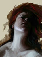 Portrait Study 3 by Gilbs