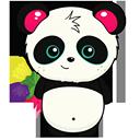 panda by queenlisa