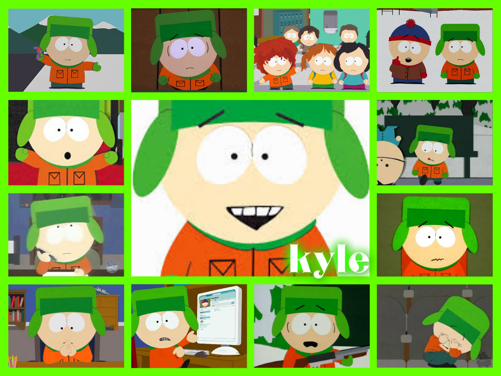 collage kyle by queenlisa