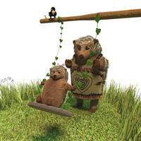 Hedgehog swing
