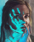 Portrait study 14 - Alisa