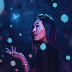 Dream Of Lights 01 - Lauren Riihimaki