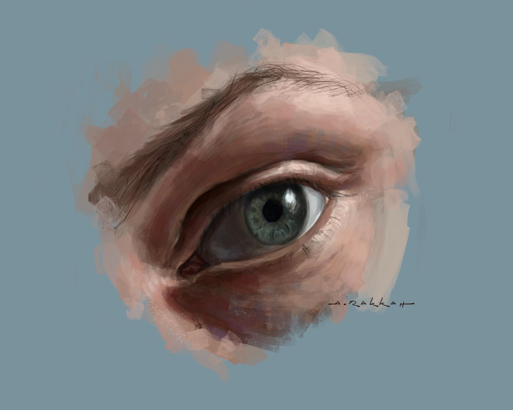 Eye Study 02