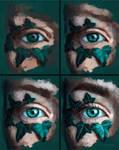 Eye Study 05 - Steps