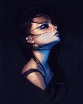 Stylized Portrait Series - 01
