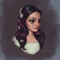 Stylized Portrait Series - 04