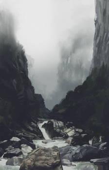 Landscape Study - 02