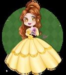 [CHIBI] Belle by mihmosa