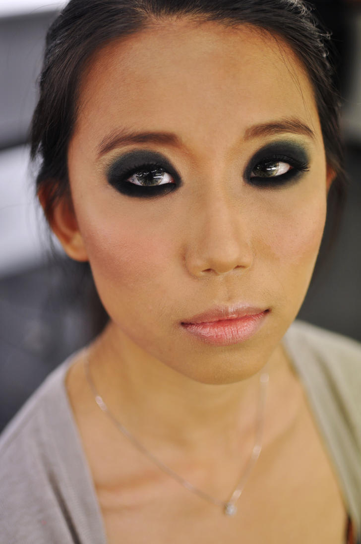 Asian Smoky Eye 22