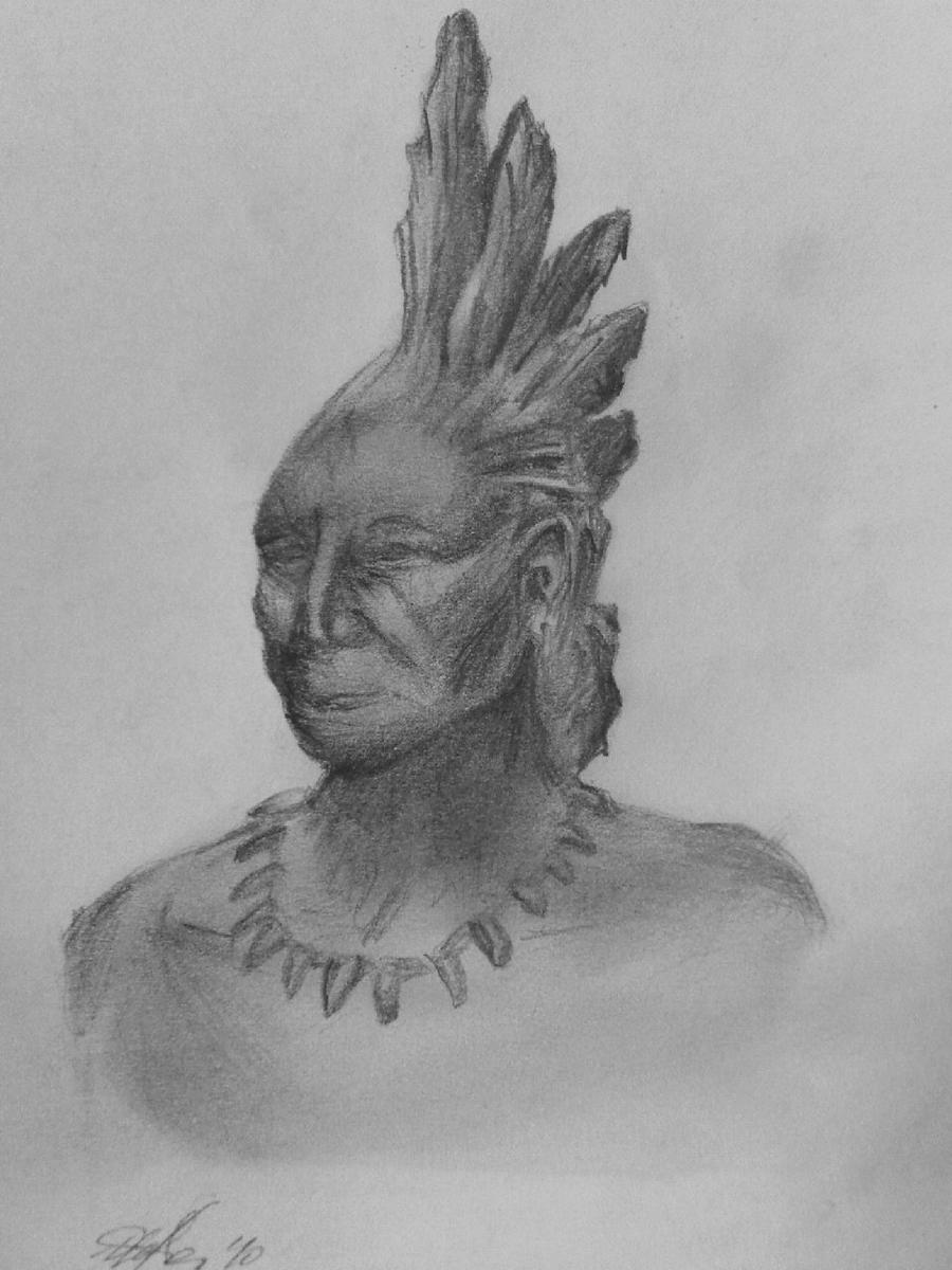 How To Draw Squanto