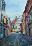 street in Lublin