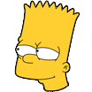 Bart Icon by rhcp008