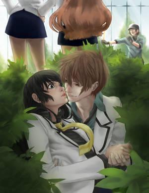KeixHikari - Special A by Sumikku-chan