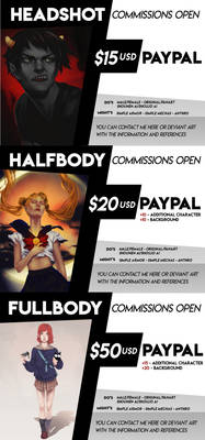 Commission Info: OPEN