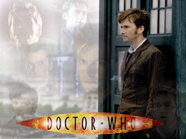 The Tenth Doctor by IntrovertedObserver