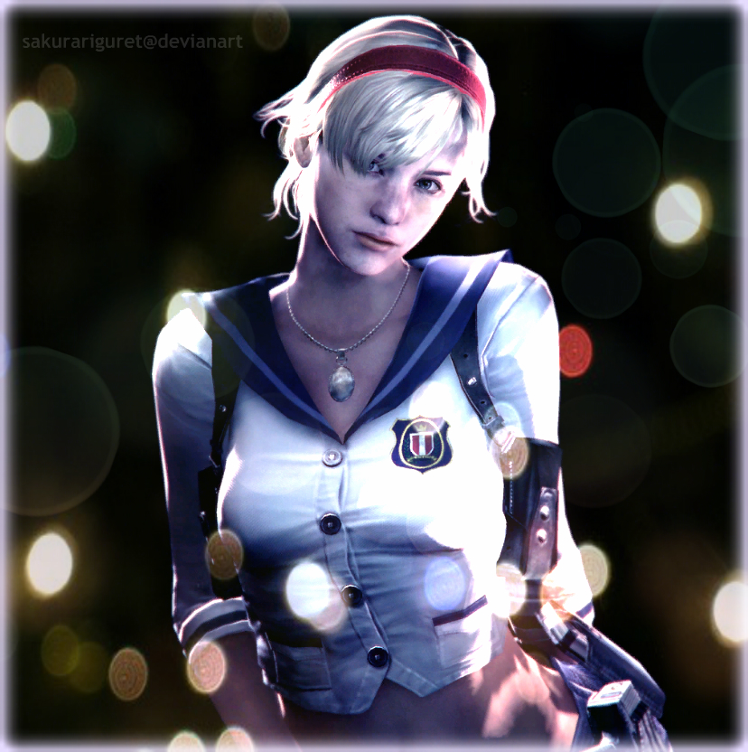 Sherry Birkin's Mercenary Costume (RE 6) by sakurariguret