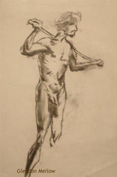 Life Drawing - Male 2