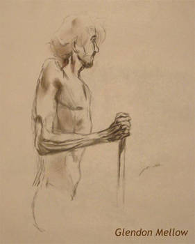 Life Drawing - Male 3