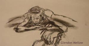 Life Drawing - Female 3