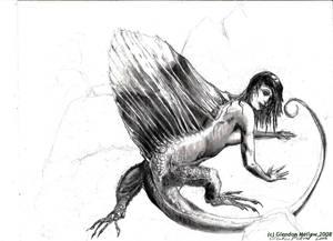 Dimetrodon-Sphinx-pencil