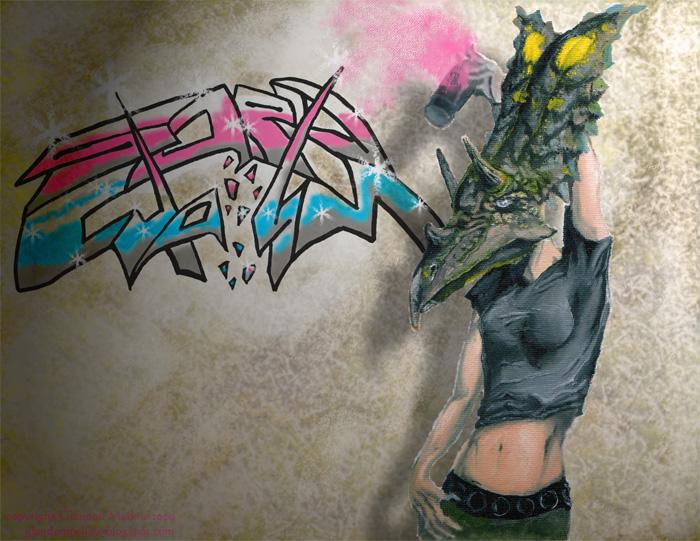 Spray Painting Glen Iris Aga