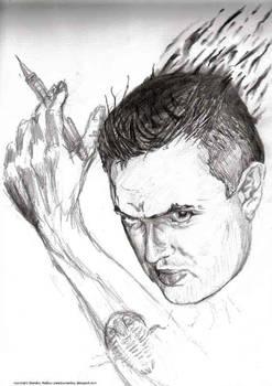 Self-portrait - incomplete