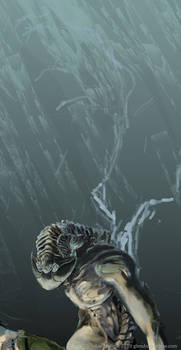 detail, wip - Trilobite Boy