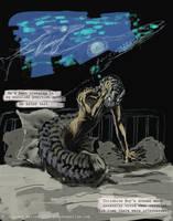 Trilobite Boy no.1: Waking by GlendonMellow