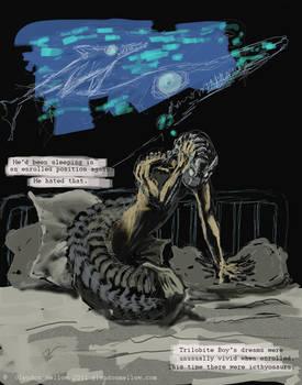 Trilobite Boy no.1: Waking