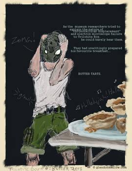 Trilobite Boy no.6 - Breakfast