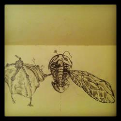 Hybrid Flying Trilobite