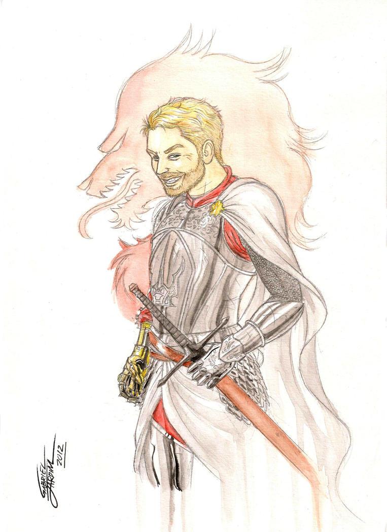 Jaime Lannister by GabrielJardim