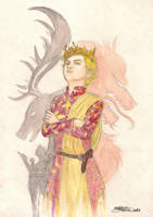 Joffrey Baratheon by GabrielJardim